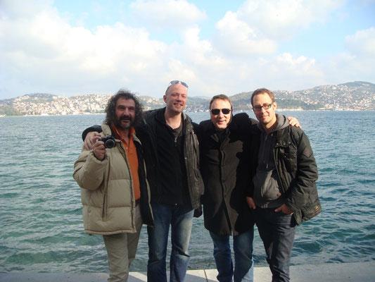 w/BULUT @ Bosporus/Istanbul
