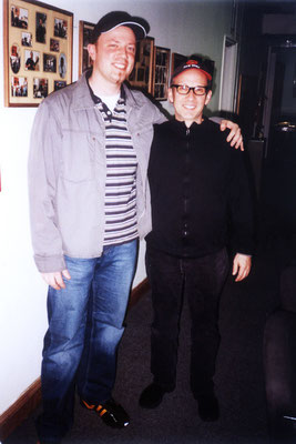 w/Lincoln Goines @ Bass Collective, NYC 2004