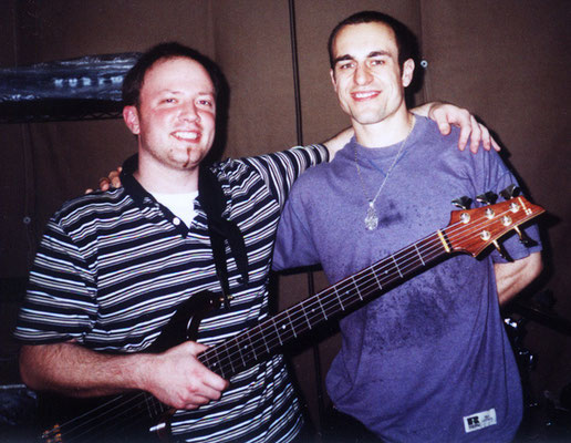 w/Marko Djordjevic @ Bass Collective, NYC 2004