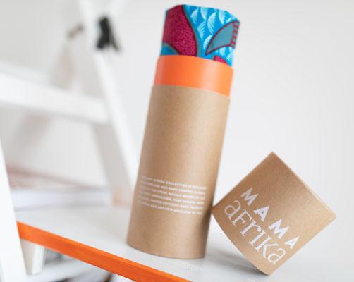 Anja Piffaretti, creative-island.ch, Mama Afrika, Corporate-Design, Corporate Design