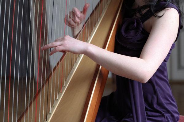 Harfenunterricht Allgäu