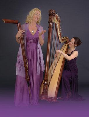 Fairyharp - Sonja Fischer und Melinda Rodrigues