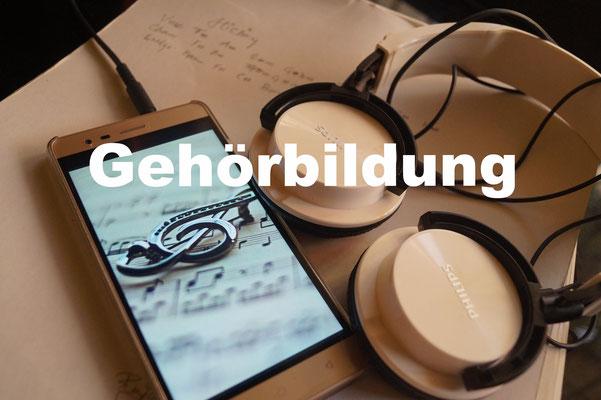 Gehörbildung   in Frankfurt Instrumentalunterricht Okatyev v