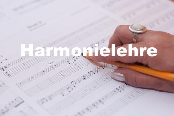 Harmonielehre  Instrumentalunterricht Okatyev
