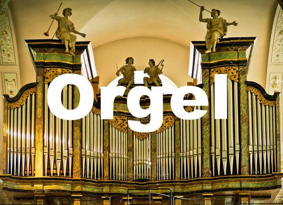 Orgelunterricht Instrumentalunterricht Okatyev