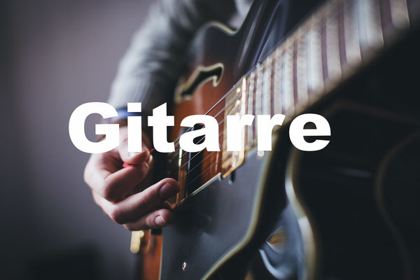 Gitarrenunterricht Instrumentalunterricht Okatyev