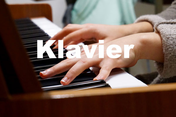 Klavierunterricht Instrumentalunterricht Okatyev