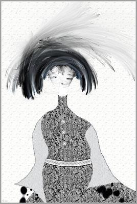 japanische Figur