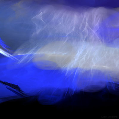 ins Blaue hinein
