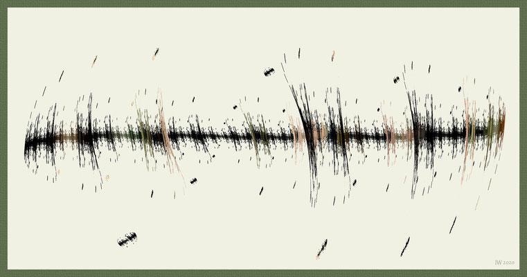 Untertonspur oder der Gesang der Grillen