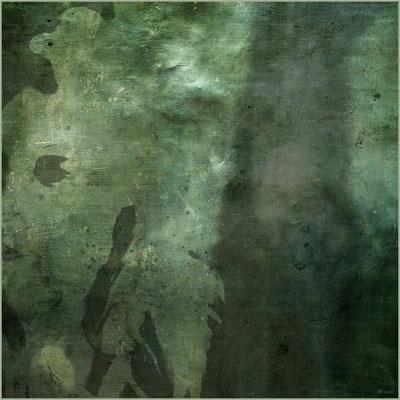 les esprits de la forêt (mixed media)