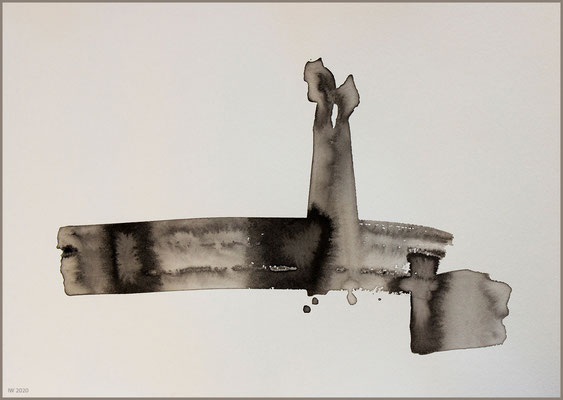 Liebespaar (Acryl auf Papier, 265g/m², 40 x 30 cm)