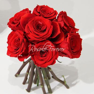 7 roses CHF 85.00