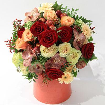 Bouquet du mois d'octobre