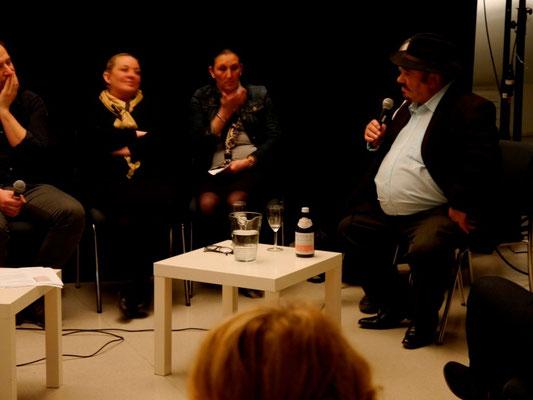 """Musiktheater """"suno.Traum"""", Begegnungswerkstatt und Jam-Session am 25.März 2015 in der Mohr-Villa"""