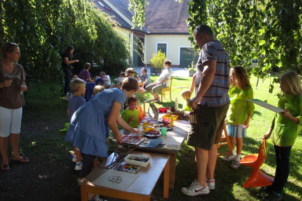 Tag des offenen Denkmals 2012 in der Mohr-Villa