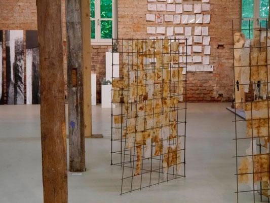 """Vernissage """"Spots - China in zehn Tagen"""" am 7. Juni 2015 in der Mohr-Villa, zusammen mit zwei weiteren Kunstausstellungen"""
