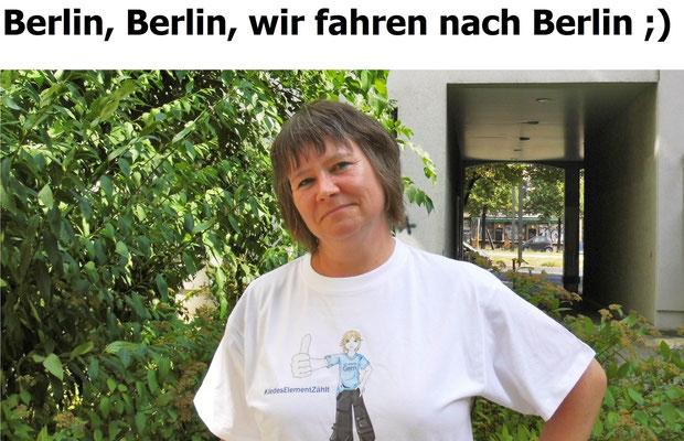 """Imke Bauman für """"Neue Perspektiven gewinnen"""""""