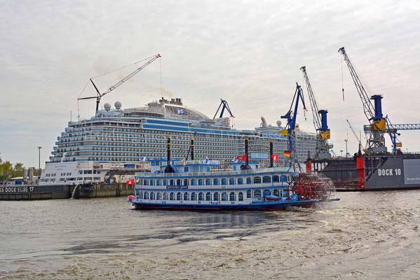 Kreuzfahrtschiffe - 109