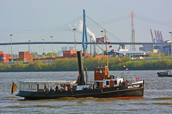 WOLTMAN zum 828.Hamburger Hafengeburtstag zum 828.Hamburger Hafengeburtstag