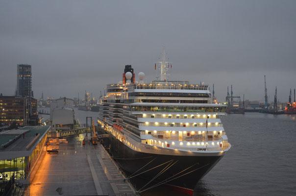 Queen Victoria am HCC Altona am 18.12.2012