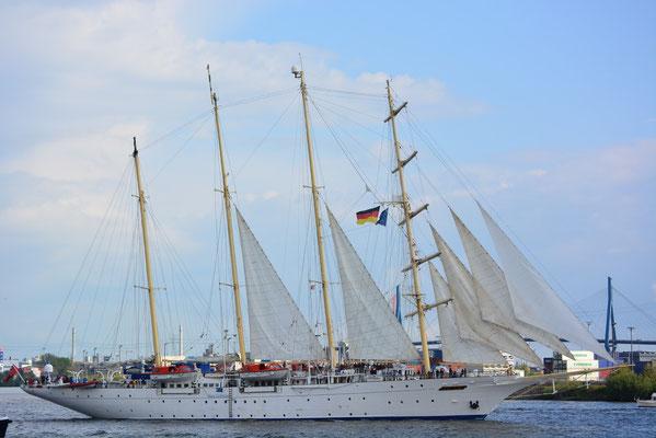 STAR CLIPPERS/STAR FLYER (Viermast-Barkentine,Passagiersegelschiff,Malta)