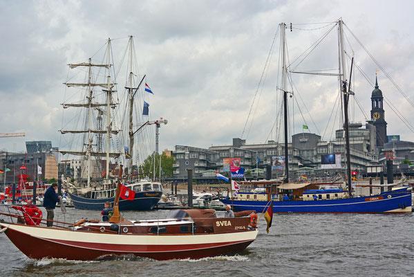 Yacht  SVEA