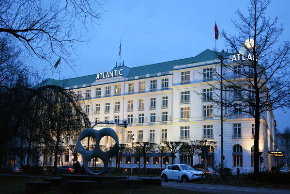 Hotel ATLANTIC an der Alster