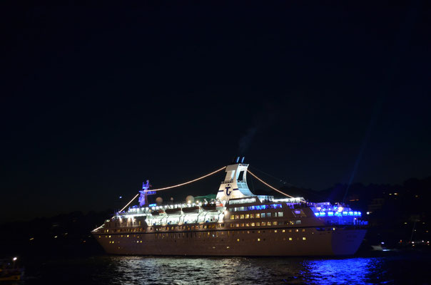 MS ASTOR zu den Hamburg Cruise Days am 18.08.2012