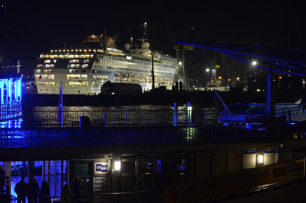 OCEANA im Dock 10 am 15.12.2012