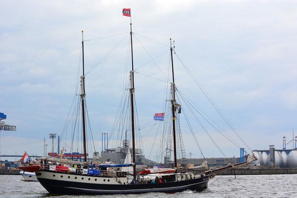 Regina Maris (Dreimast-Schoner/Niederlande,NDR-Schiff)