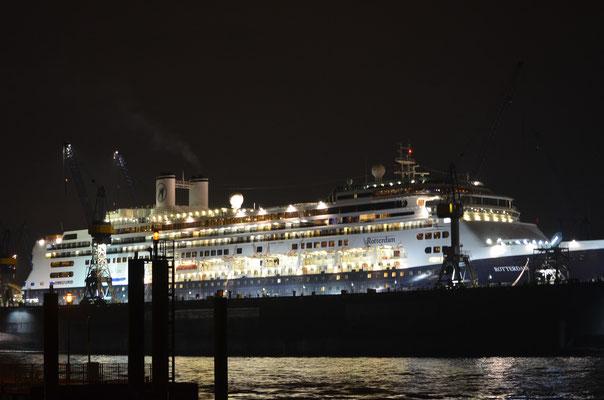 Rotterdam im Dock 11 am 15.12.2012