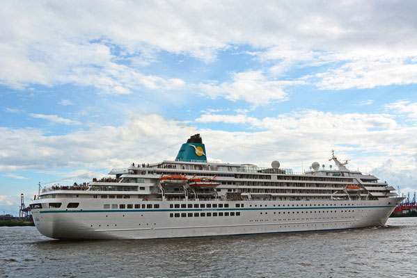 MS AMADEA am HCC Altona am 23.06.2013