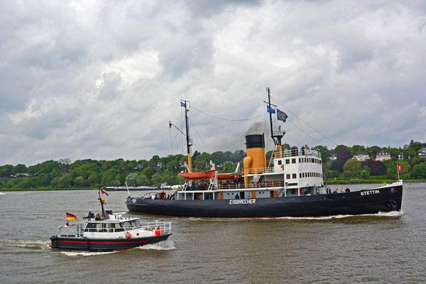 STETTIN zum 825.Hamburger Hafengeburtstag 2014