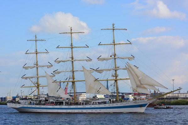MIR (Dreimast-Vollschiff(Schulschiff)