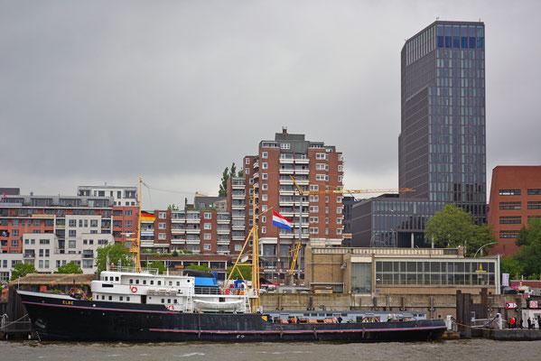 Hochseeschlepper ELBE aus Rotterdam