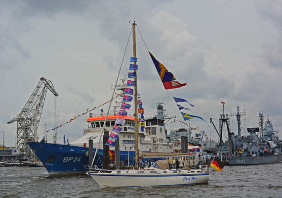 Yacht Cara Mia