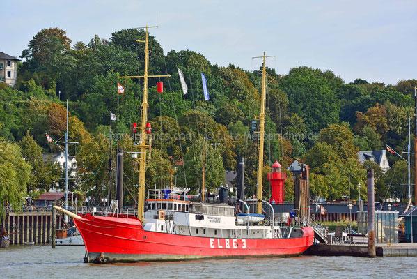 Museumshafen Övelgönne - 63 (Feuerschiff ELBE 3)