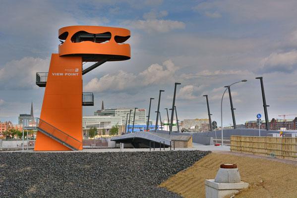 viewpoint im Baakenhafen