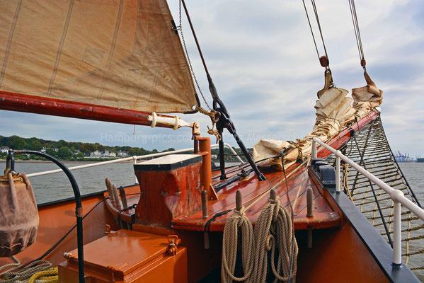 Segelschiffe - 95 (Auf der OOSTERSCHELDE)