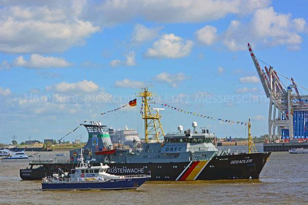 Marineschiffe/Küstenwache - 8