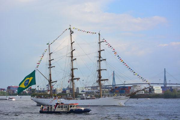 CISNE BRANCO (Dreimast-Vollschiff/Schulschiff,Brasilien)