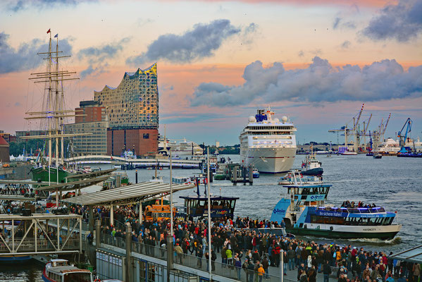 Zu den Hamburg Cruise Days 2017