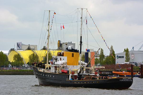 HOLLAND zum 828.Hamburger Hafengeburtstag