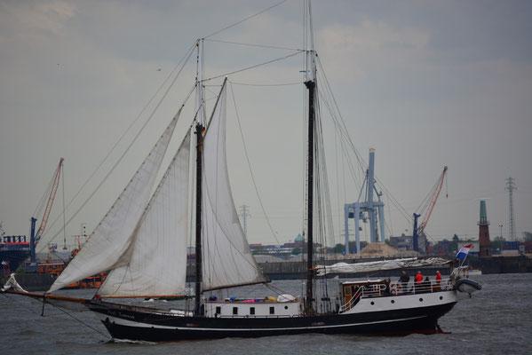 Abel Tasman (Zweimast-Schoner/Niederlande)