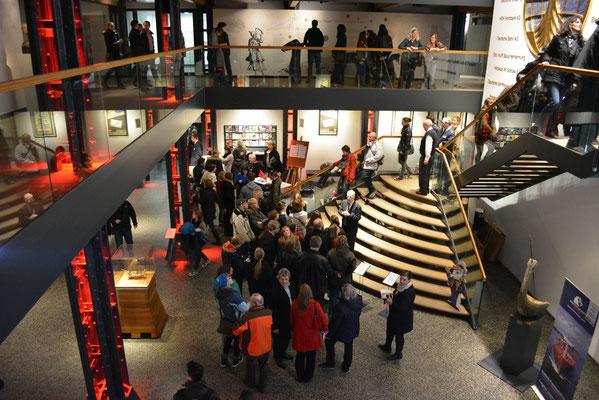IMMH zur langen Nacht der Hamburger Museen am 13.04.2013