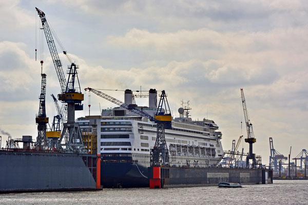 Rotterdam im Dock 11 am 08.04.2012