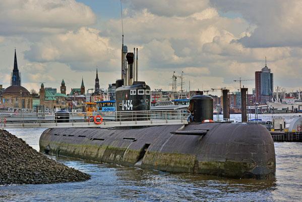 U-434 am Fischmarkt