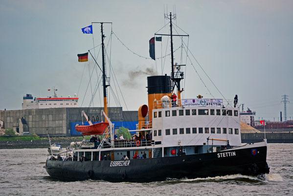 STETTIN zum 824.Hamburger Hafengeburtstag 2013