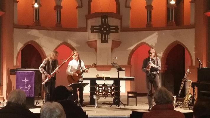 08.03.2018 - evangelische Kirche Pfaffendorf